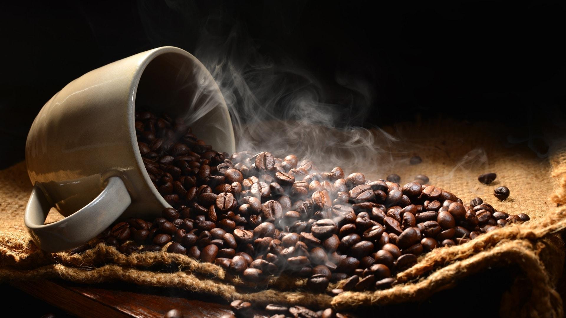 Deboprojects - koffie - bonen